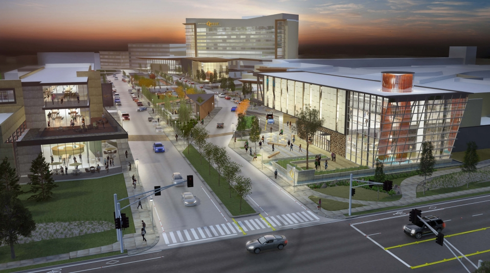 Northern Quest Resort & Casino Expansion
