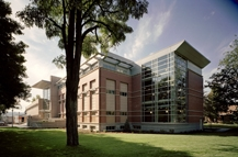 ALSC Architects | Hughes Science Center, Exterior