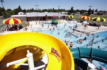 ALSC Architects | Shadle Park Pool, Slide