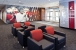 ALSC Architects | Martin Stadium South Side Expansion, Rankich Club Lobby