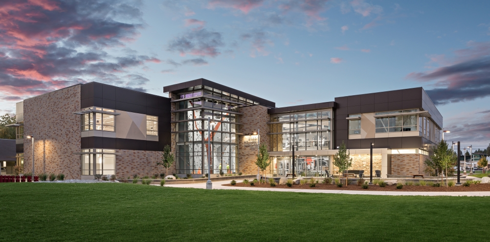North Idaho College Student Wellness & Recreation Center
