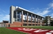 ALSC Architects |  WSU Cougar Football Complex End Zone