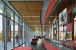 ALSC Architects |  WSU Cougar Football Complex Lobby Corridor