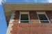 ALSC Architects | Orient K-8 School, Soffit Detail