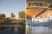 ALSC Architects | William A. Grant Water & Environmental Center - Phase 2, Stream and Lobby